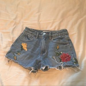 PacSun Shorts - Flower shorts